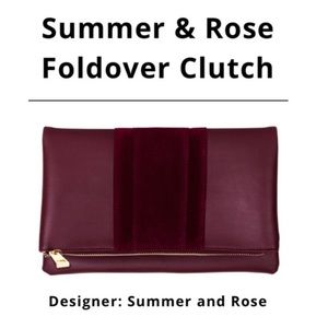 Summer & Rose Clutch